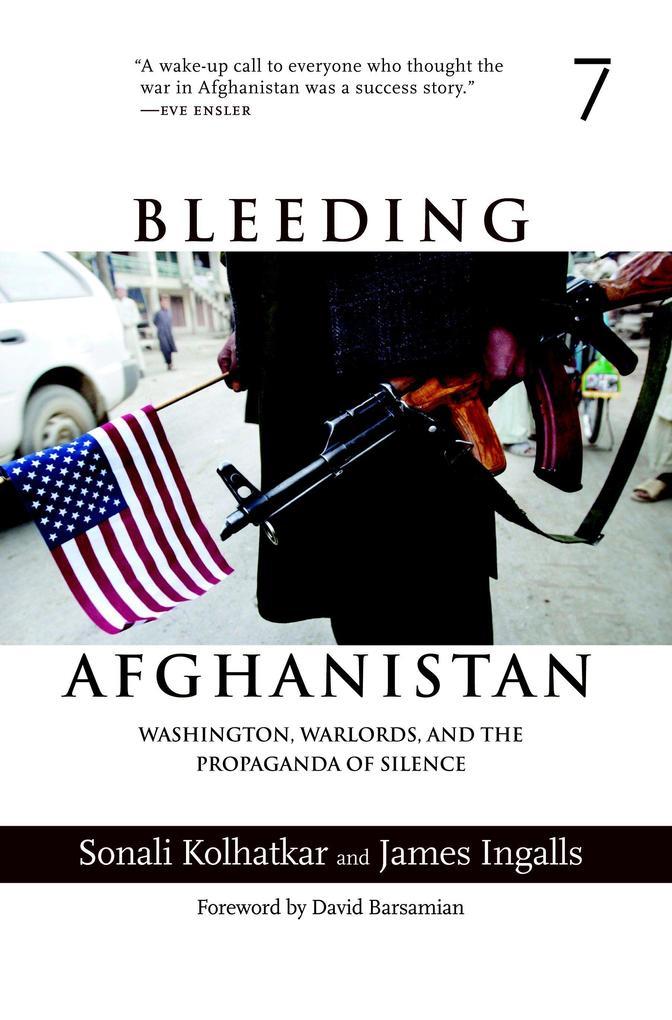 Bleeding Afghanistan als Taschenbuch