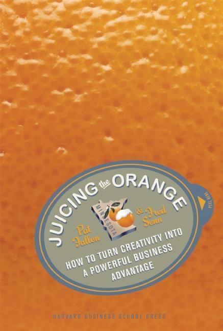 Juicing the Orange als Buch