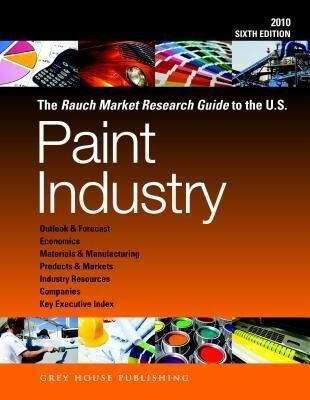 Rauch Guide to the Us Paint Industry, 2006 als Taschenbuch
