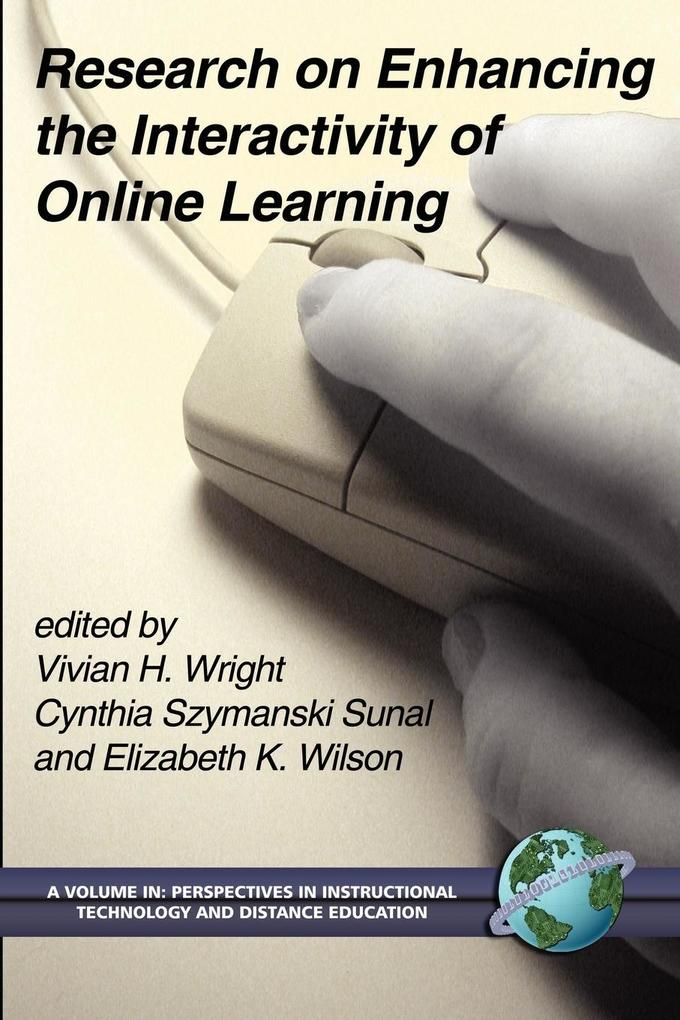 Research on Enhancing the Interactivity of Online Learning (PB) als Taschenbuch