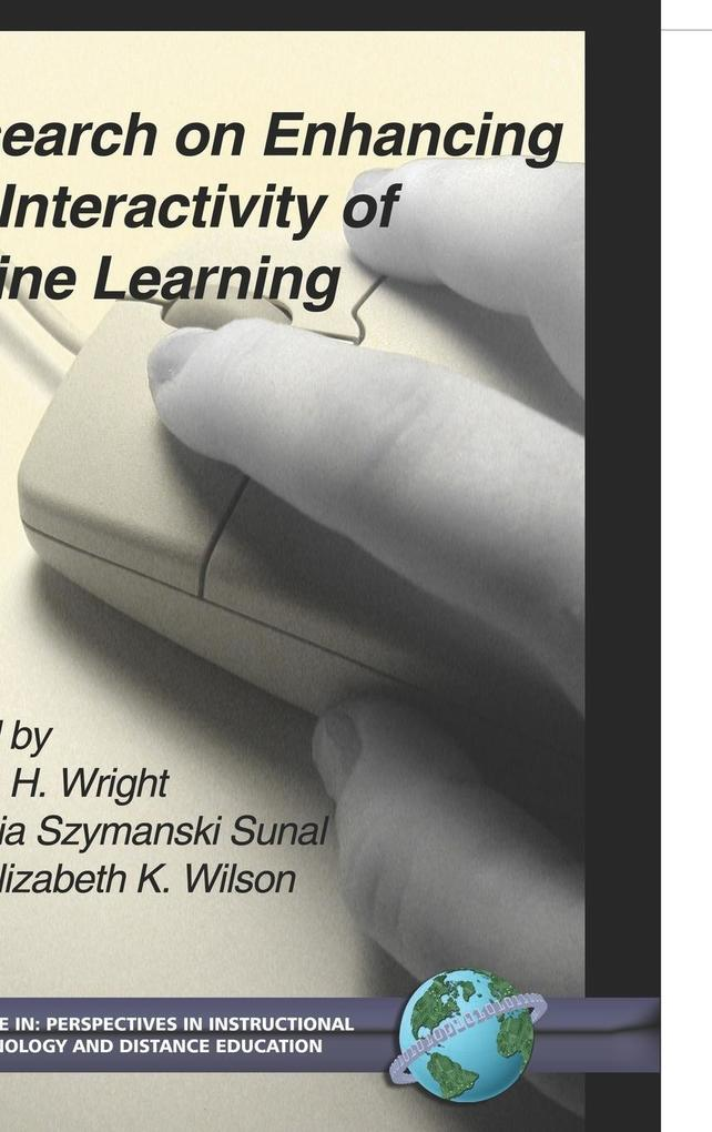 Research on Enhancing the Interactivity of Online Learning (Hc) als Buch