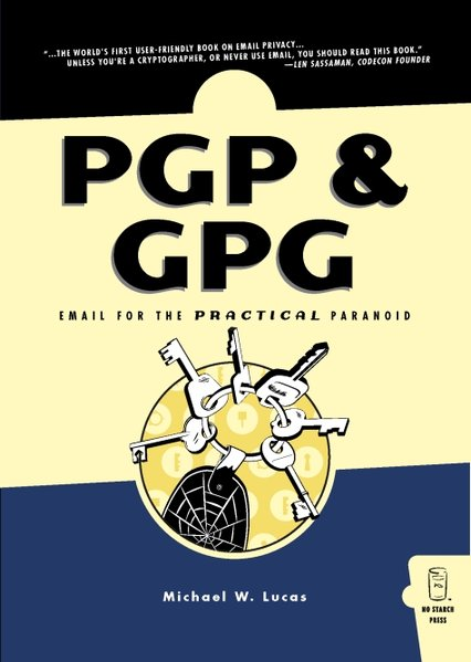 Pgp & Gpg als Buch