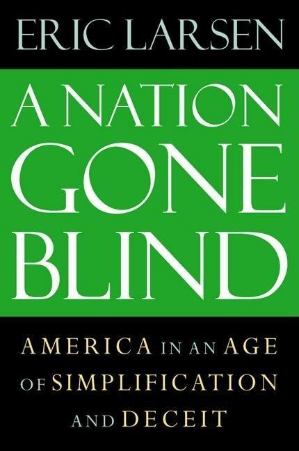 NATION GONE BLIND als Taschenbuch