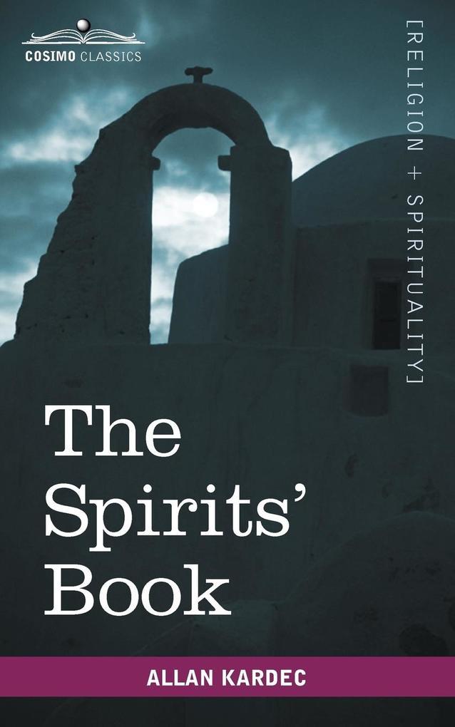 The Spirits' Book als Taschenbuch