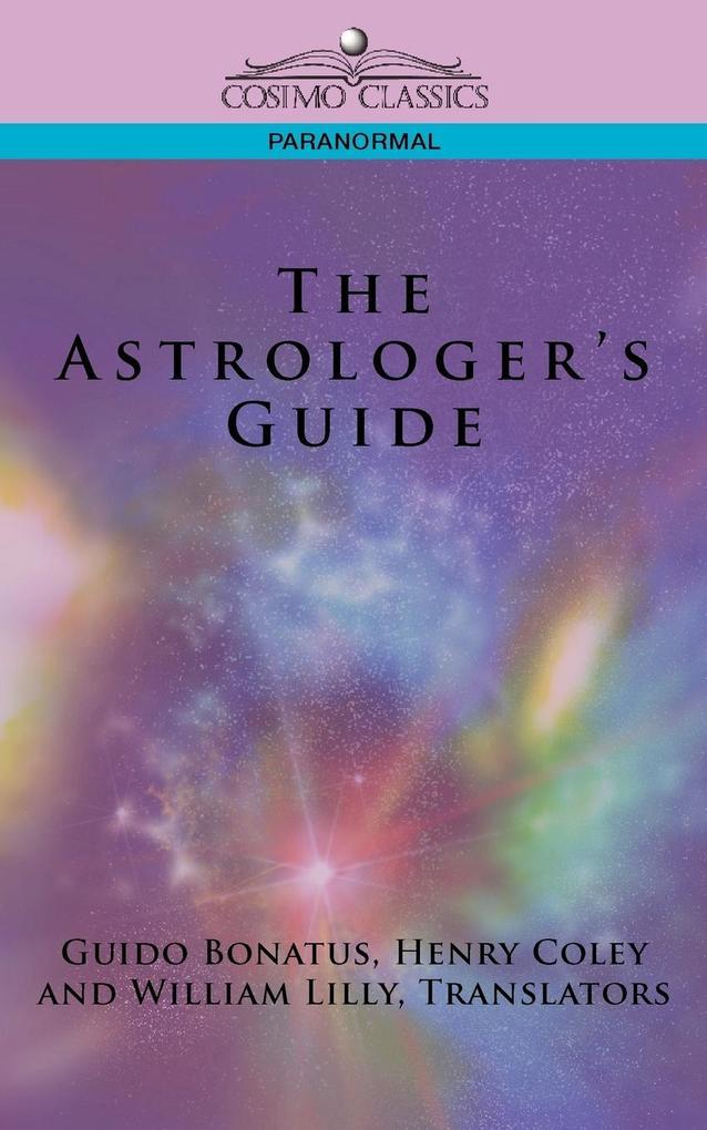 The Astrologer's Guide als Taschenbuch