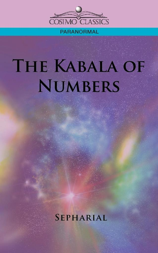 The Kabala of Numbers als Buch