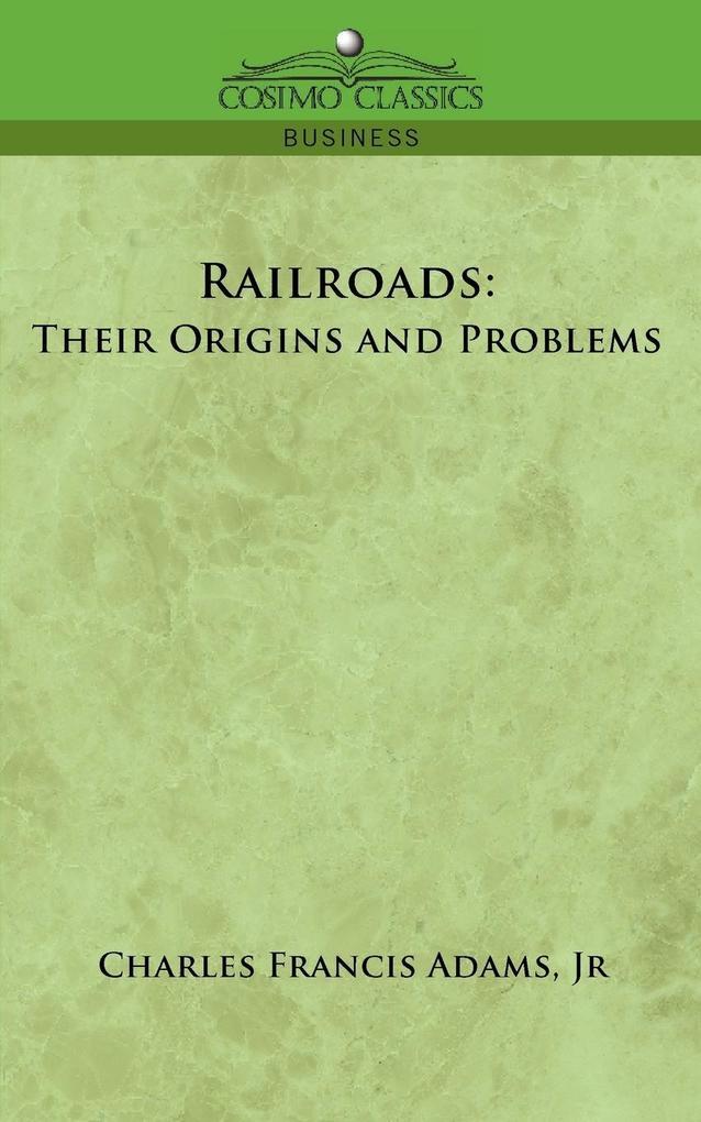Railroads als Taschenbuch