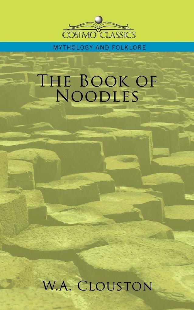The Book of Noodles als Taschenbuch