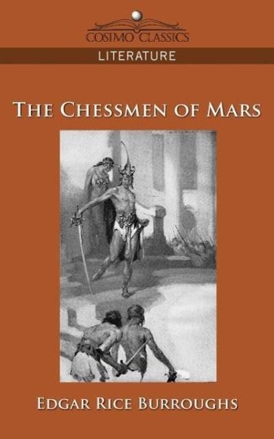 The Chessmen of Mars als Taschenbuch