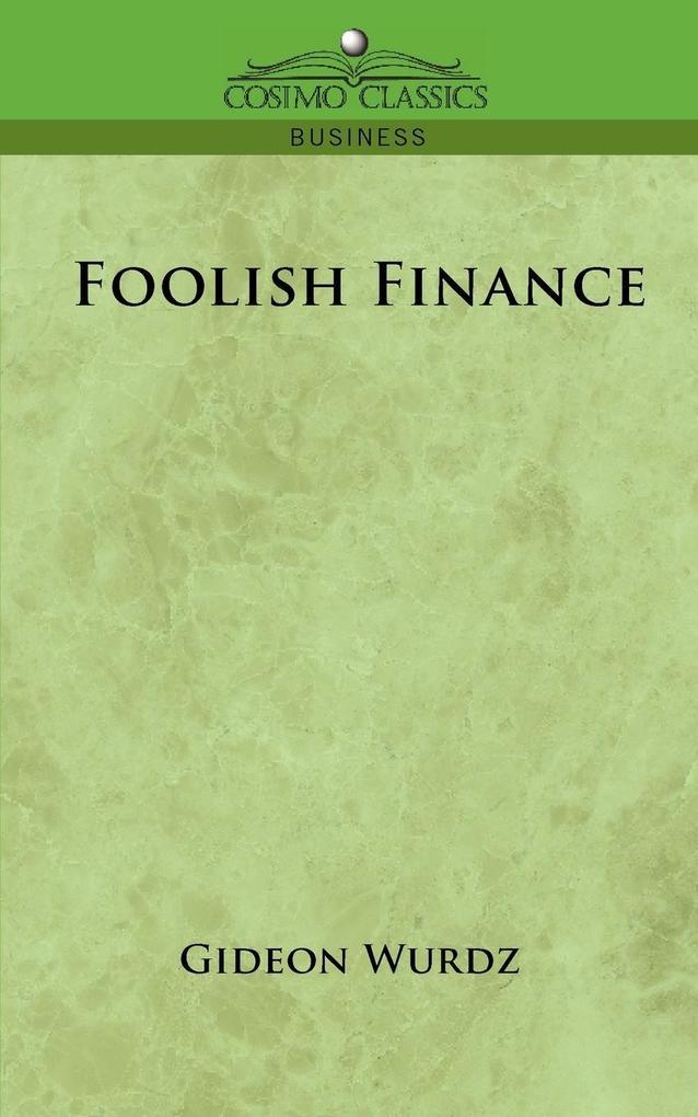 Foolish Finance als Taschenbuch