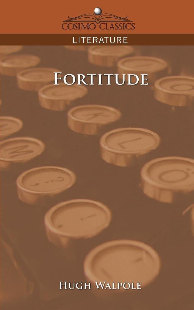 Fortitude als Taschenbuch