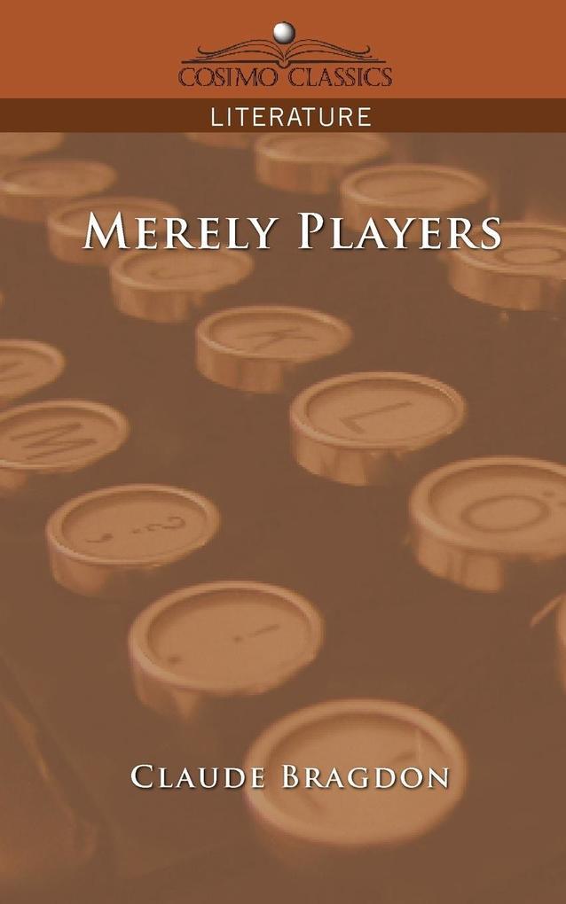 Merely Players als Taschenbuch
