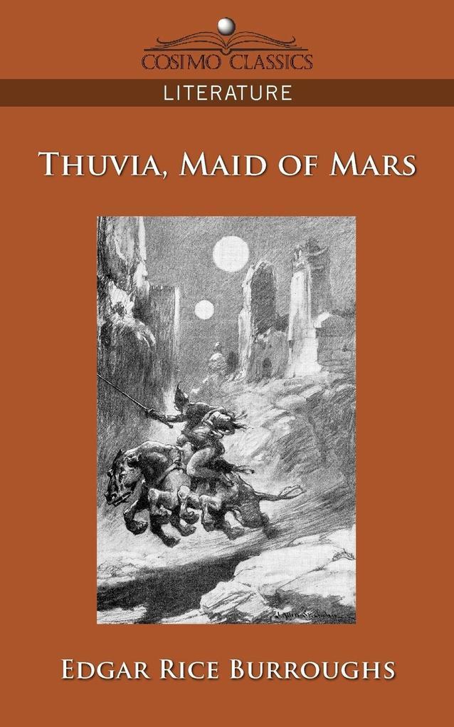 Thuvia, Maid of Mars als Taschenbuch