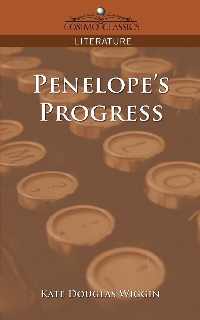 Penelope's Progress als Taschenbuch