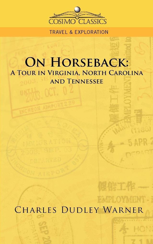 On Horseback als Taschenbuch
