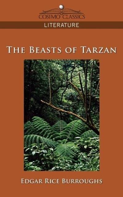 The Beasts of Tarzan als Taschenbuch