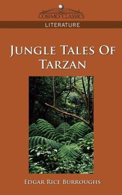 Jungle Tales of Tarzan als Taschenbuch