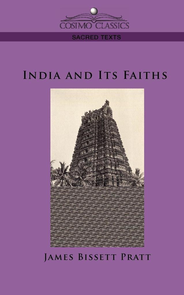 India and Its Faiths als Taschenbuch