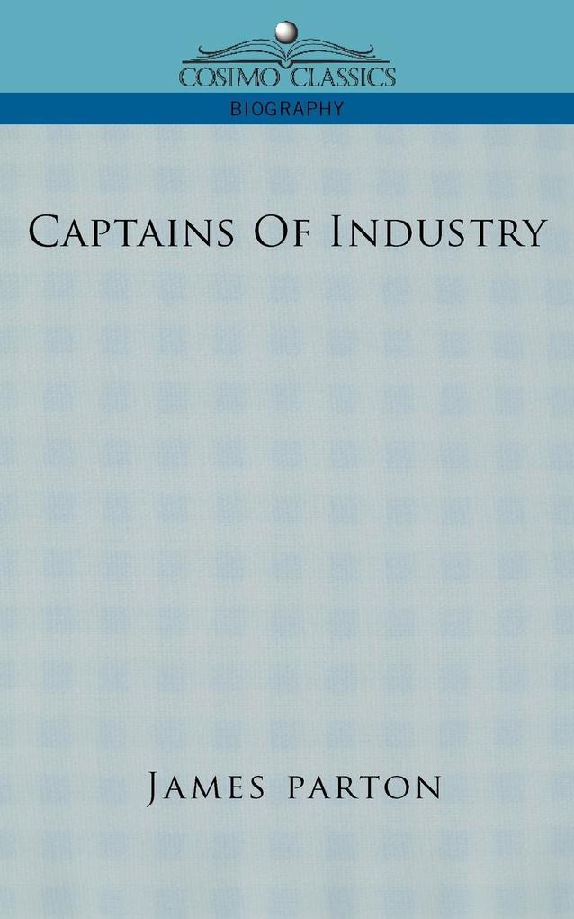 Captains of Industry als Taschenbuch