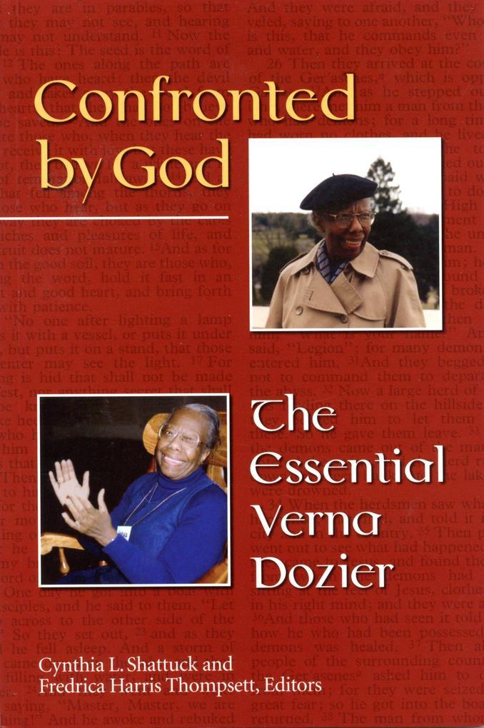 Confronted by God: The Essential Verna Dozier als Taschenbuch