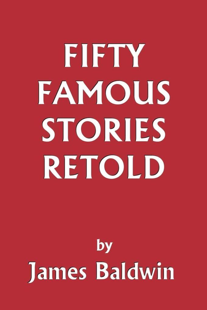 Fifty Famous Stories Retold als Taschenbuch