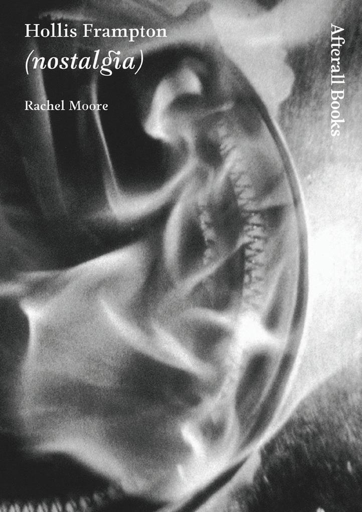 Hollis Frampton: (nostalgia) als Taschenbuch