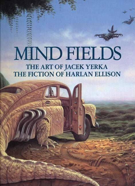 Mind Fields als Buch