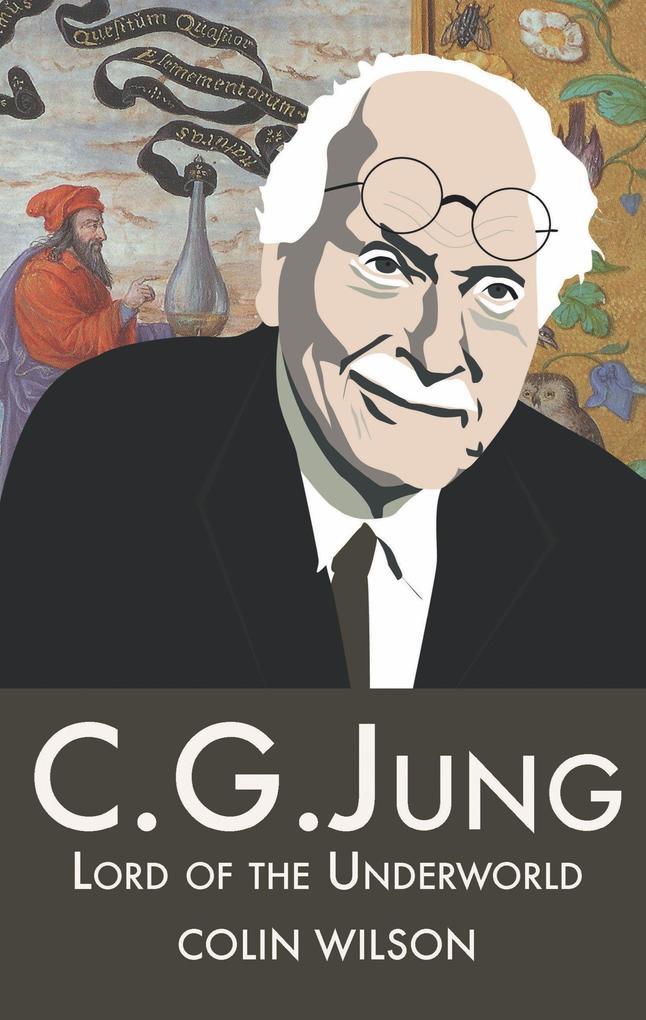 C.G.Jung: Lord of the Underworld als Taschenbuch