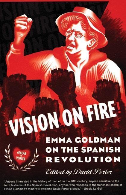 Vision on Fire: Emma Goldman on the Spanish Revolution als Taschenbuch