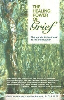 The Healing Power of Grief: The Journey Through Loss to Life and Laughter als Taschenbuch