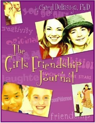 The Girl's Friendship Journal: A Guide to Relationshps als Taschenbuch