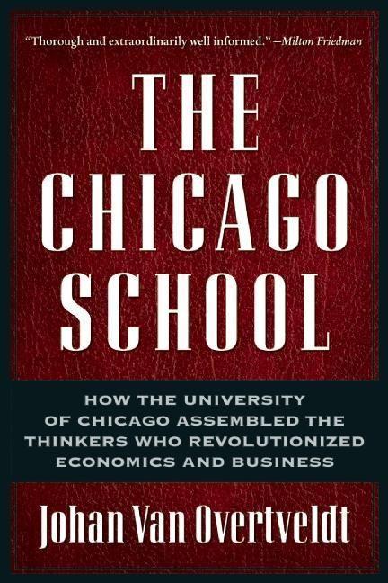 The Chicago School als Taschenbuch
