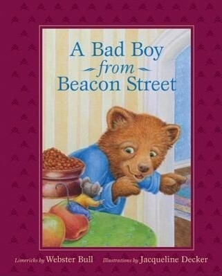 A Bad Boy from Beacon Street: Limericks als Buch