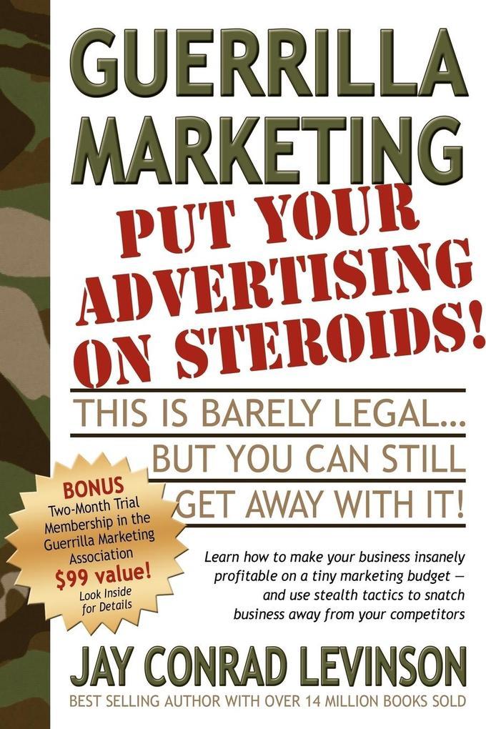 Guerrilla Marketing als Taschenbuch