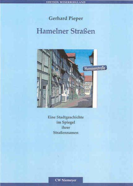 Hamelner Straßen als Buch