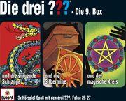 Die drei ??? Box 09. Folgen 25-27 (drei Fragezeichen) 3 CDs