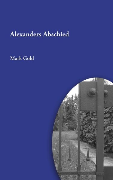 Alexanders Abschied als Buch