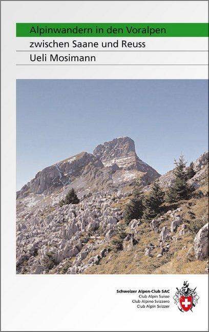 SAC Alpinwandern in den Voralpen als Buch