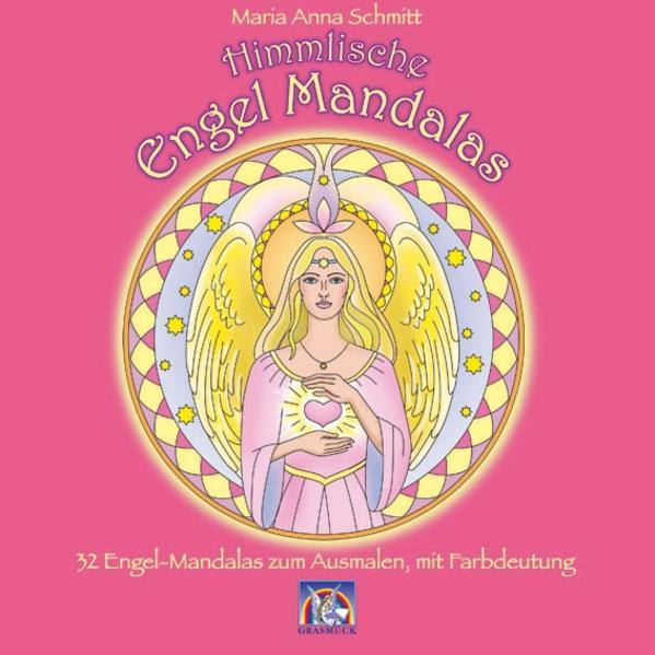 Himmlische Engel Mandalas als Buch