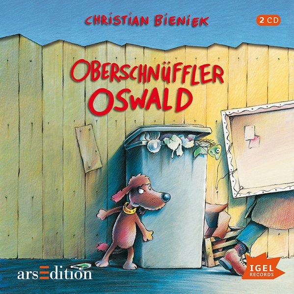 Oberschnüffler Oswald. 2 CDs als Hörbuch