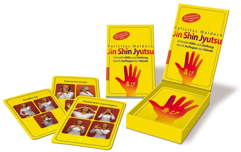 Jin Shin Jyutsu als Buch