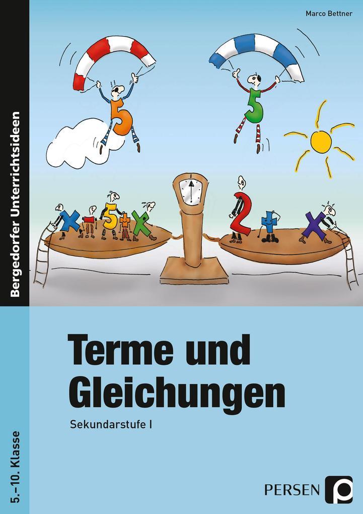 Terme und Gleichungen als Buch