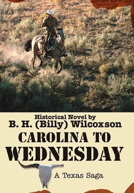 Carolina To Wednesday als Buch