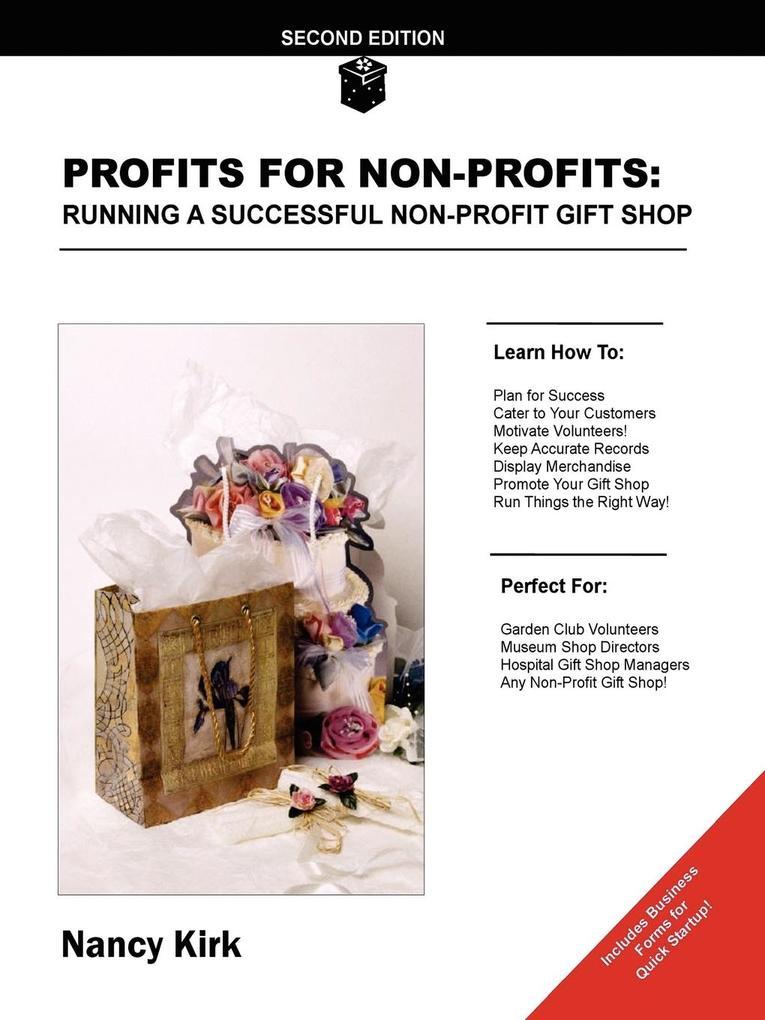 Profits for Non-Profits als Taschenbuch