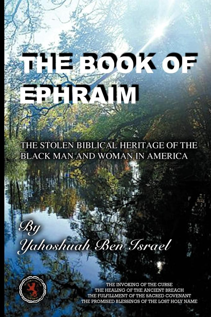 The Book of Ephraim als Taschenbuch