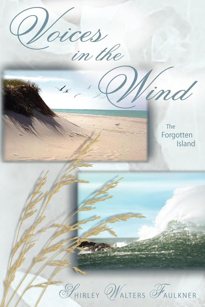 Voices in the Wind: The Forgotten Island als Taschenbuch