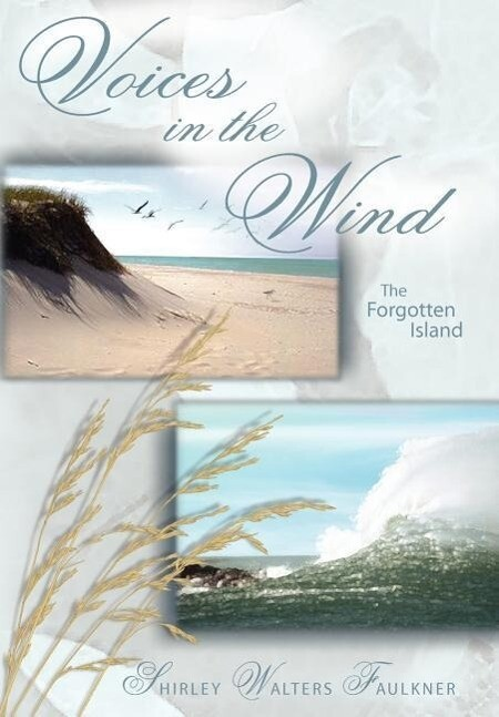 Voices in the Wind: The Forgotten Island als Buch