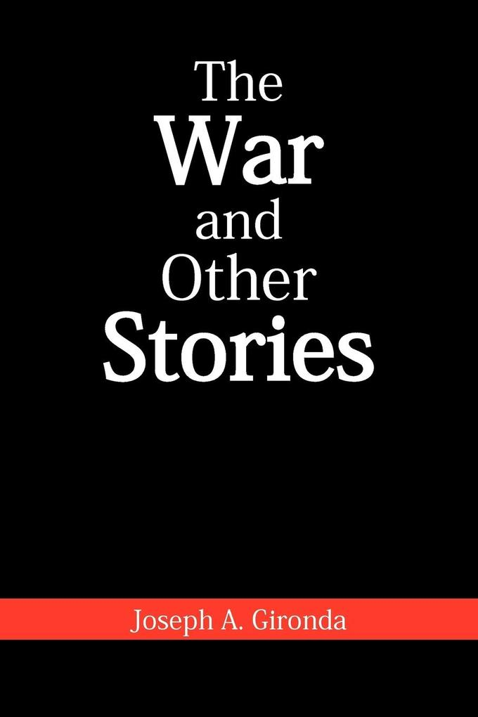 The War and Other Stories als Taschenbuch