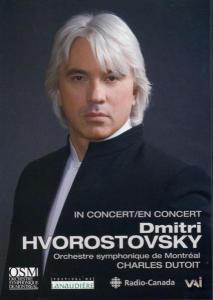 Hvorostovsky in Concert als DVD