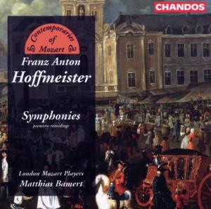 Sinfonien als CD